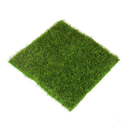 MagiDeal Mikro Landschaft Moos Mini Ornament Wiese Für Miniatur-Garten Puppenhaus Dollhaus Dekoration DIY - 18