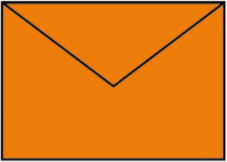 Rössler Papier - - Paperado-Briefumschlag Ft.B6 m. Sf, Orange B07CX7L2XC | Guter weltweiter Ruf