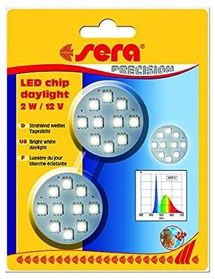 sera 31163 LED chip daylight 2 W Tageslicht mit Betonung des blauen Spektrums (cool white) und als Ersatz für sera LED Cube 60 & 130 XXL sowie marin LED Cube 130