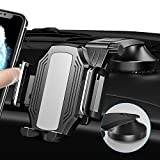 Car Phone Mount,SZRSTH 360 Degree Rotation Dashboard Windshield Car Phone Holder Strong Suction Compatible with iPhone 11 Pro Max / 11 / XS Max/XS / 8, Samsung Galaxy S10+, Google Pixel 3 XL, and More