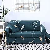 Funda de sofá con diseño Floral, elástico, elástico, Universal, Funda para sofá, Funda seccional, sofá, Esquina, para Muebles, sillones, A10, 4 plazas