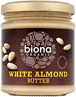 Biona Organic White Almond Butter - 170g