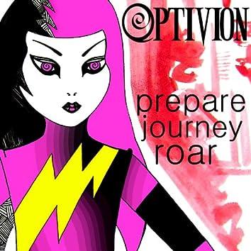 Prepare Journey Roar (feat. Rie ChaN)