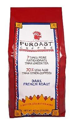 Puroast Coffee French Roast by Puroast Coffee