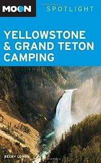 Moon Spotlight Yellowstone & Grand Teton Camping