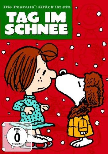 Peanuts: Glück ist ein Tag im Schnee