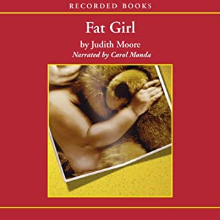 Fat Girl audiobook cover art
