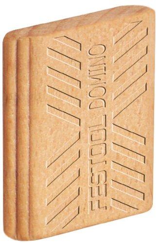 Festool - Giunzioni Domino in faggio 10x50, confezione da 85