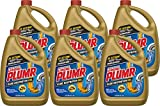 Liquid-Plumr Pro-Strength Full Clog Destroyer Plus PipeGuard, 80 Ounces (00228) (Pack of 6) (Package May Vary)