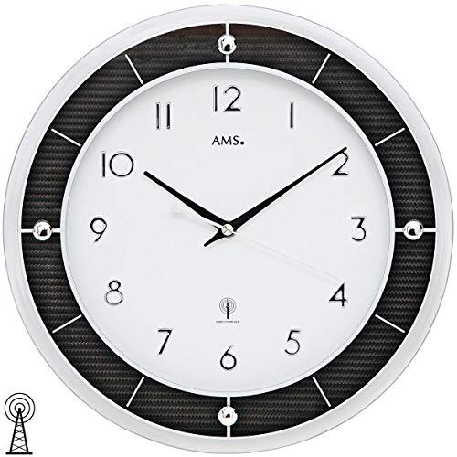 CV AMS 5854–Reloj de Pared Radio Cristal Mineral de Carbono Aplicaciones