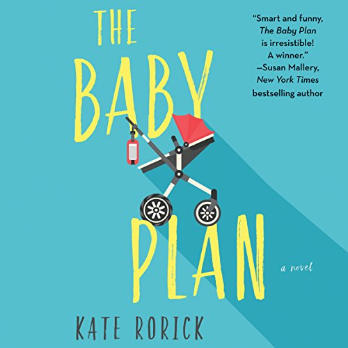 The Baby Plan audiobook cover art