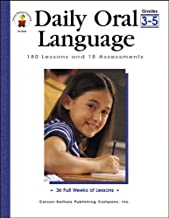 daily language instruction grade 3