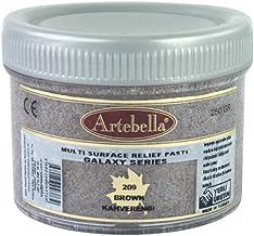 Artebella MSR209 Rölyef Pasta Galaxy Serisi Kahverengi
