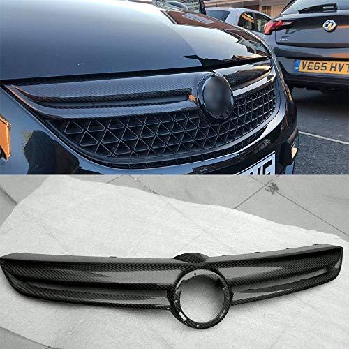 Coche Abeja Nido Parrilla Rejilla, para Opel Vauxhall Corsa D VXR OPC, Delantera Radiador Air Intake Parachoques Accesorios Modificados Grille
