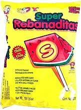 Super Rebanadita Sandia - Rebanaditas with Chilli Powder
