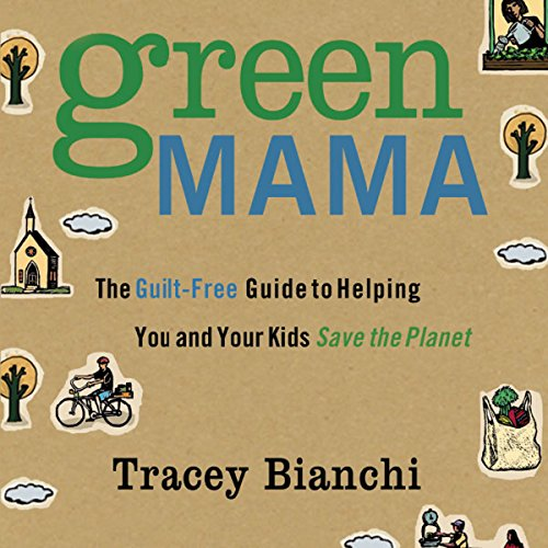 Green Mama audiobook cover art