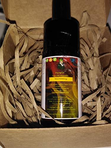 Natura Botanicals - Olio di canapa, 10 ml