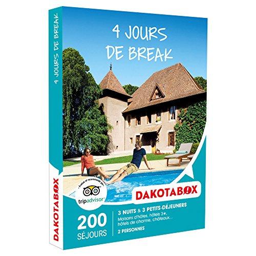 4 JOURS DE BREAK