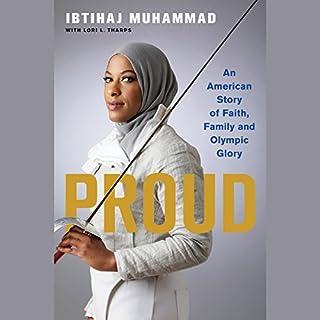 Proud     My Fight for an Unlikely American Dream              Auteur(s):                                                                                                                                 Ibtihaj Muhammad,                                                                                        Lori L. Tharps                               Narrateur(s):                                                                                                                                 Ibtihaj Muhammad                      Durée: 9 h et 12 min     Pas de évaluations     Au global 0,0