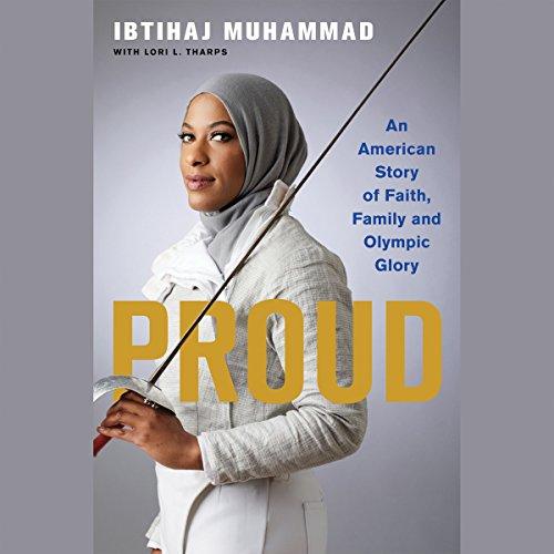 Proud audiobook cover art