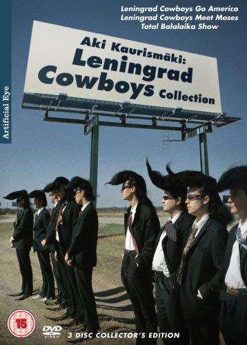 The Aki Kaurismaki Collection - Leningrad Cowboys [UK Import]
