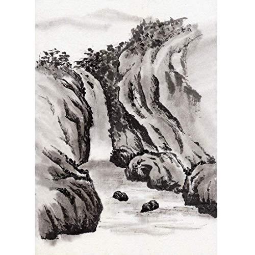 Neue chinesische dekorative Gemälde Wohnzimmer Eingang Arbeitszimmer Teestube weiche Dekoration Landschaftsbilder