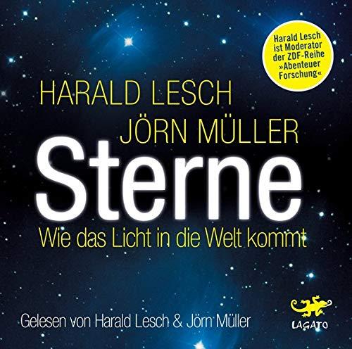 Sterne: Wie das Licht in die Welt kommt