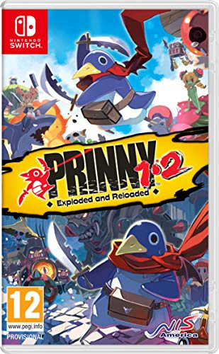 Prinny 1 & 2: Exploded an