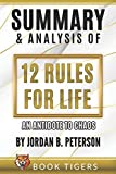 summary and analysis of: 12 rules for life: an antidote to chaos by jordan b. peterson