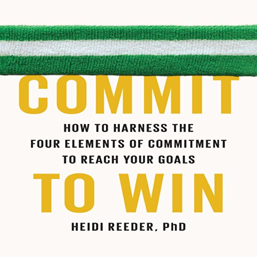 Commit to Win audiobook cover art