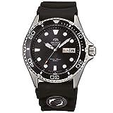 Orient Reloj Analógico para Hombre de Automático con Correa en Caucho FAA02007B9