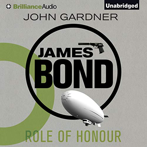 Role of Honour audiobook cover art