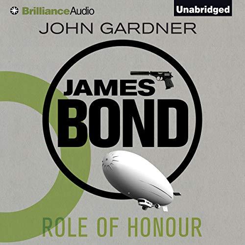 Role of Honour Audiobook By John Gardner cover art
