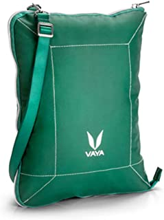 Vaya BagMat Office & School Lunch Bag with Sling for Tiffin Box and Water Bottle, Green