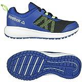 Reebok Road Supreme, Zapatillas de Trail Running para Hombre, Multicolor (Cobalt/Black/Green/Silver 000), 38.5 EU