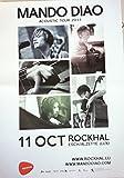 Mando Diao, 60 x 85 cm// Poster Poster