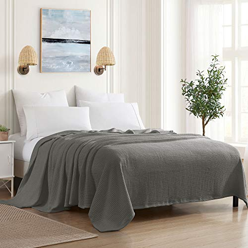 Sweet Home Collection Design Soft and Comfortable All Season, Full/Queen, Dark Gray