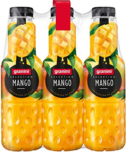 granini Selection Mango, 6er Pack (6 x 750 ml)