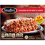 STOUFFER'S Lasagna with Meat & Sauce, Frozen Meal