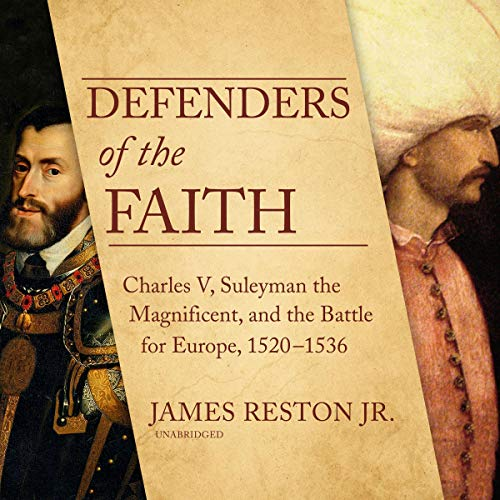 Defenders of the Faith audiobook cover art