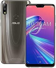 ASUS ZenFone Max Pro (M2) (ZB631KL) 4GB / 128GB 6.3-inches LTE Dual SIM Factory Unlocked - International Stock No Warranty (Cosmic Titanium)