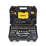 DEWALT Mechanics Tools Kit and Socket Set, 108-Piece (DWMT73801)