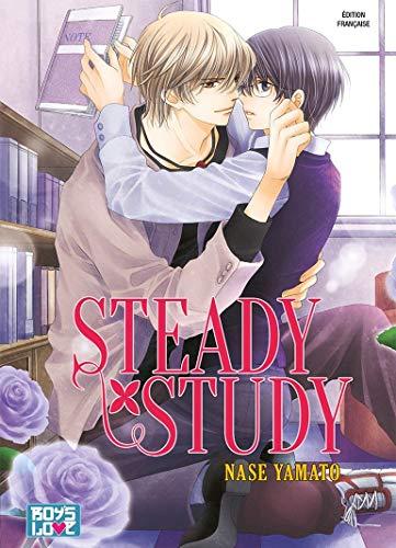Steady Study - Livre (Manga) - Yaoi