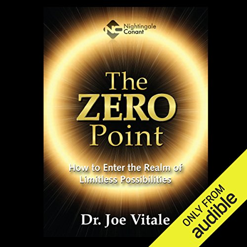 The Zero Point audiobook cover art