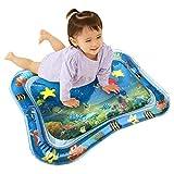 llenado agua Fun n Play Mat,Alfombra Inflable Juego para niños pequeños, es el Momento de diversión Juego Centro de Actividad