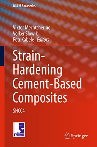 Strain-Hardening Cement-Based Composites: SHCC4 (RILEM Bookseries Book 15) (English Edition)