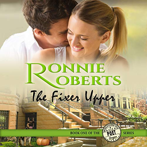 The Fixer Upper: A sweet & sassy romance! audiobook cover art