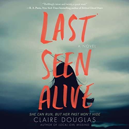 Last Seen Alive audiobook cover art