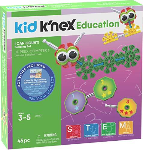 Kid K'NEXI Can Count (Amazon Stem Club)