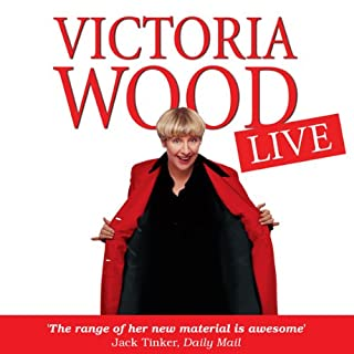 Victoria Wood Live cover art